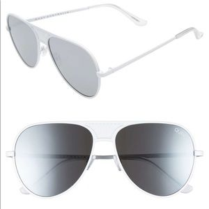 White Quay Sunglasses